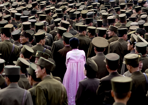 North Korean Dress